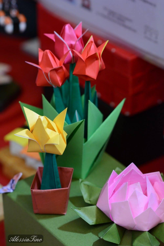 0rigami Fiori.Corso Di Origami A Roma Fiori Di Carta Fai Sbocciare La Primavera