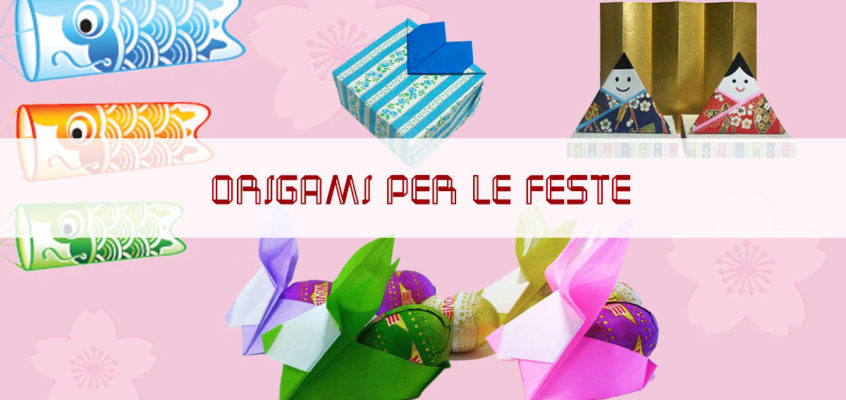 Origami e feste