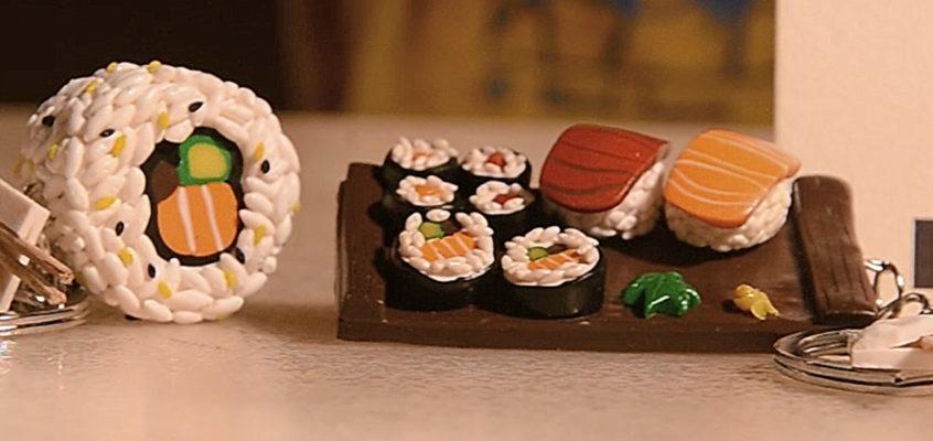 Sushi in fimo: il tutorial per creare i tuoi gustosi accessori!