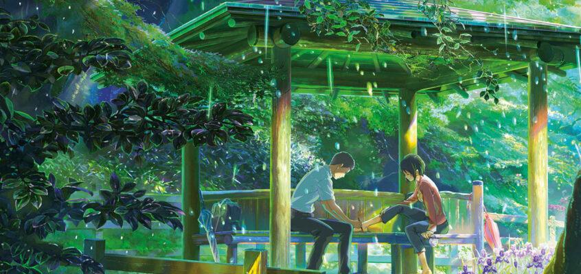 Il giardino delle parole di Makoto Shinkai – Il fascino silenzioso della pioggia